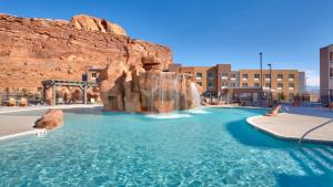 The swimming pool at or near SpringHill Suites by Marriott Moab