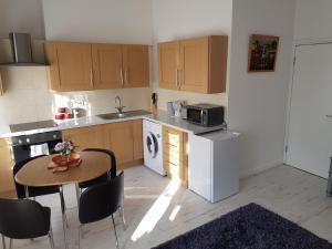 A kitchen or kitchenette at Haven Mills