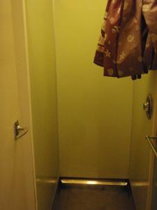 A bathroom at Hotel South Otago