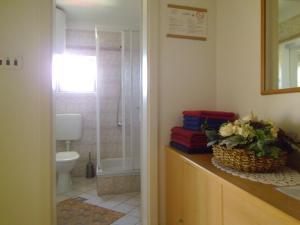 Kúpeľňa v ubytovaní Apartments 3 Palms