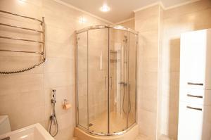 Ванная комната в Апартаменты в Сочи
