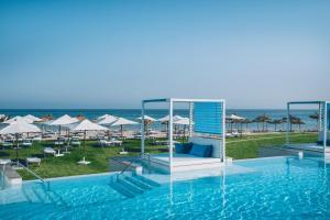 The swimming pool at or near Iberostar Selection Kuriat Palace