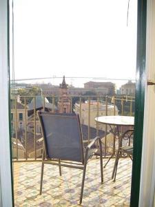 A balcony or terrace at Villa Avenia
