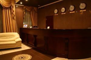 Лобби или стойка регистрации в Отель Атлаза Сити Резиденс