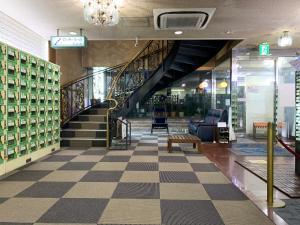 サウナ カプセル ホテル 310のロビーまたはフロント
