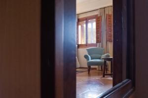 Zona de estar de Parador de Cuenca