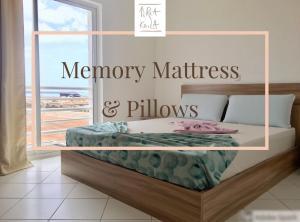 Cama ou camas em um quarto em Terra Kriola