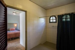 Een badkamer bij Bed and Breakfast Toni Kunchi