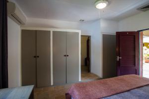 Een bed of bedden in een kamer bij Bed and Breakfast Toni Kunchi