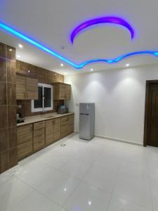 A cozinha ou cozinha compacta de Milaf Hotel Apartments