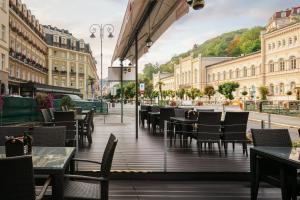 Restaurace v ubytování Hotel Ruze