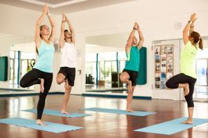 Centrum fitness w obiekcie ROBINSON ESQUINZO PLAYA - All Inclusive