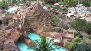 A bird's-eye view of Aulani, A Disney Vacation Club Villa, Ko Olina, Hawai'i