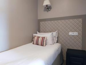 Un ou plusieurs lits dans un hébergement de l'établissement Best Western Central Hotel