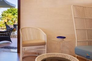 Area soggiorno di FAVIGNANA HOTEL Concept Holiday