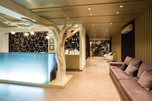 Hall o reception di Bourtzi Hotel