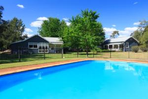 The swimming pool at or near The Convent Hunter Valley Hotel