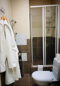 Ванная комната в Ретро-отель на Казанском вокзале