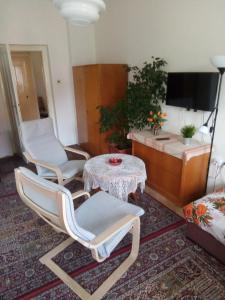 Area soggiorno di apartricanova
