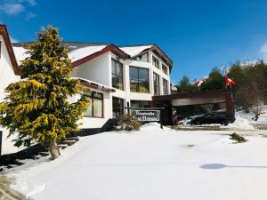 Hotel Ushuaia during the winter