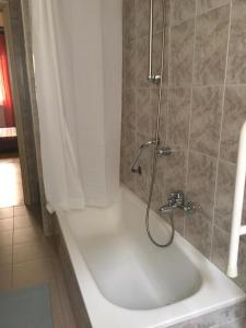 A bathroom at Appartamento Soleluna