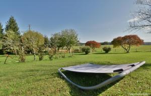 A garden outside Les Bouc'tins