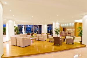 The lobby or reception area at Eden Roc Resort - All Inclusive