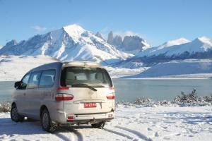 Nikos II Adventure en invierno
