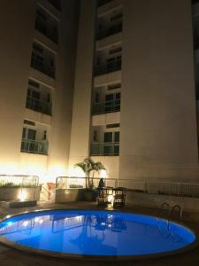 The swimming pool at or near Hotel Cianorte Diamond