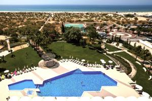 A view of the pool at Eurotel Altura or nearby