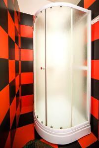 Ванная комната в Другой Хостел