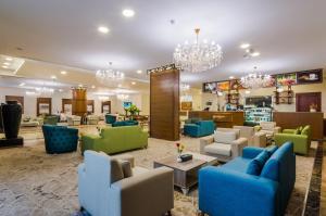 O lounge ou bar de Le Park Concord Hotel - ARAR