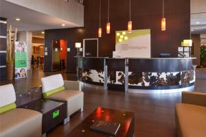 The lobby or reception area at The Holiday Inn Amarillo West Medical Center, an IHG Hotel