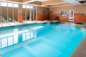 The swimming pool at or near The Holiday Inn Amarillo West Medical Center, an IHG Hotel