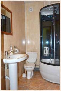 Ванная комната в Гостевой Дом Павловых