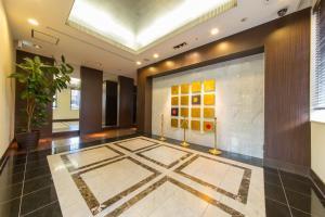 The lobby or reception area at Hotel IL Cuore Namba