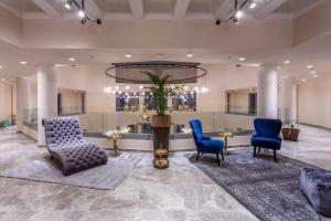 The lobby or reception area at Elysian Luxury Hotel and Spa