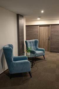 Posezení v ubytování Hotel Vega Luhacovice