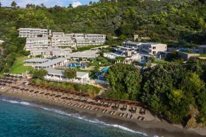 A bird's-eye view of Kassandra Bay Resort, Suites & Spa