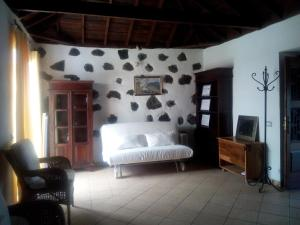A seating area at Casa El Sitio Lodero