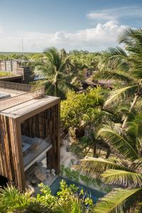 A view of the pool at Be Tulum Beach & Spa Resort or nearby