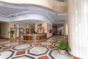 O saguão ou recepção de Le Bosphorus 2 Safi Hotel