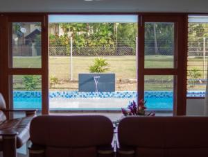 Vista de la piscina de Island Villas o alrededores