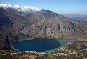 A bird's-eye view of Villa Elan