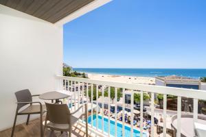 Uitzicht op het zwembad bij Jupiter Algarve Hotel of in de buurt
