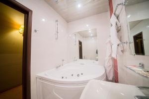 Ванная комната в Отель Богемия на Вавилова
