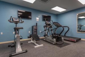 The fitness center and/or fitness facilities at Orbit One Vacation Villas By Diamond Resorts