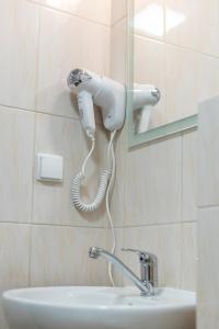 A bathroom at AirPark Balice