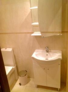 A bathroom at Mini Hotel Andol
