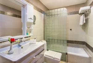 Um banheiro em Le Park Concord Hotel